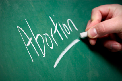 Chalkboard – Abortion
