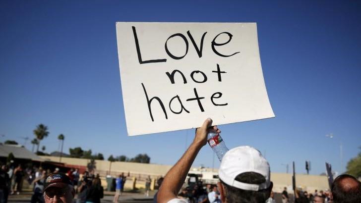 prejudice has no place in tucson