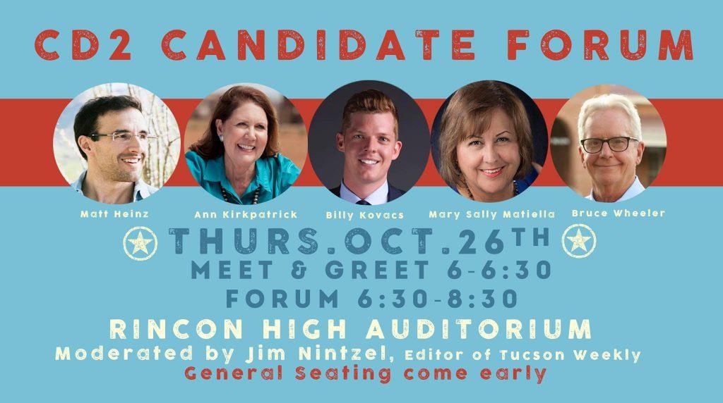 Candidate Forum Oct 26 2017