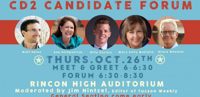 Candidate Forum Oct 26th 2017