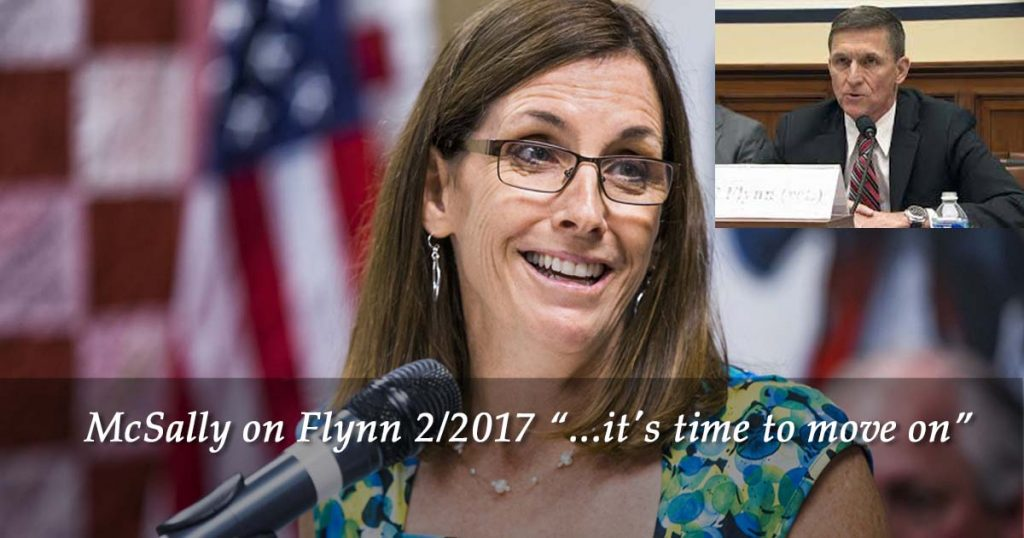McSally on Flynn