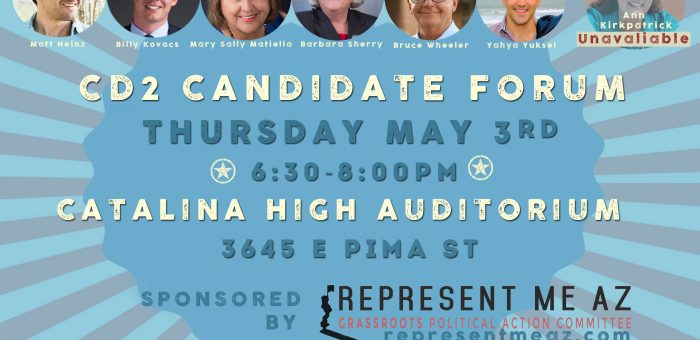 Candidate Forum May 3rd