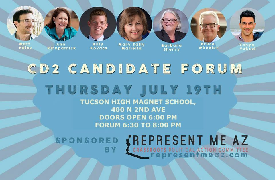 CD2 Candidate Forum July 19 2018