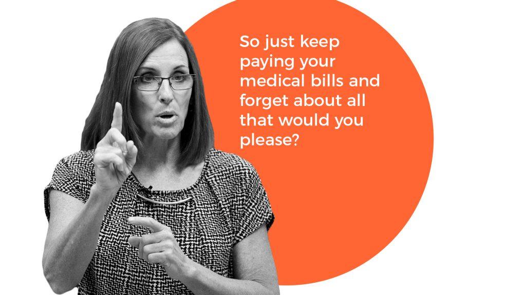 Martha Says Forget